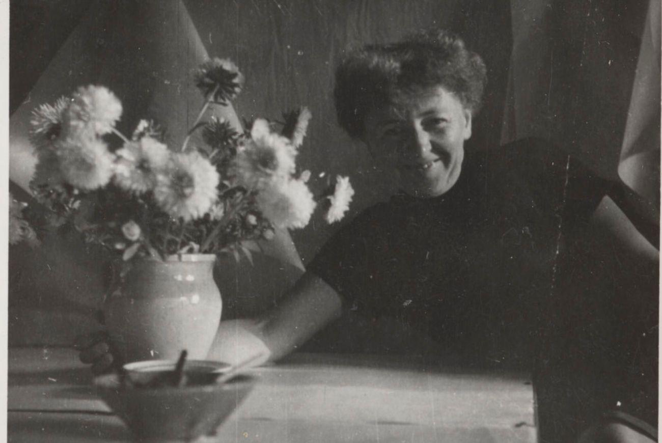 Alina Scholtz. Zapomniana zieleń miejska