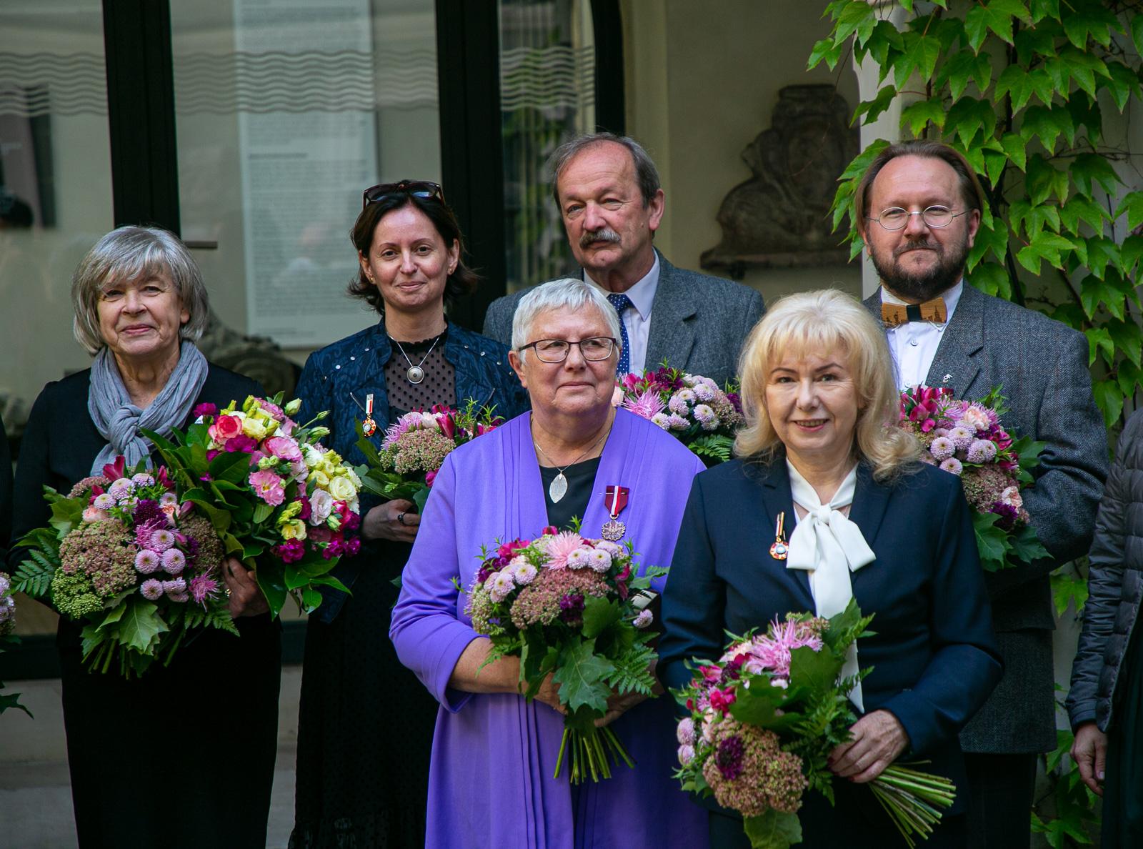 Zasłużeni Kulturze Polskiej Gloria Artis