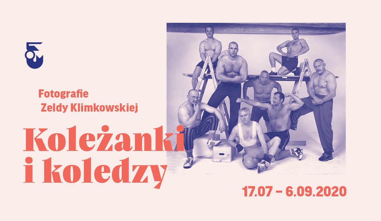 Koleżanki i koledzy. Fotografie Zeldy Klimkowskiej