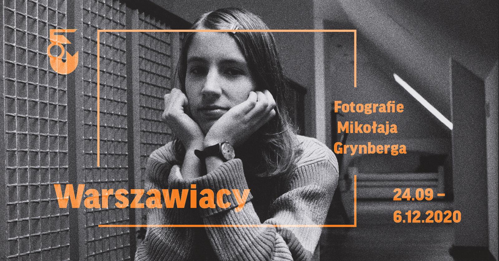 Warszawiacy – fotografie Mikołaja Grynberga w kolekcji Muzeum Warszawy